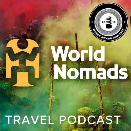 World Nomads podcast with Josh Summers